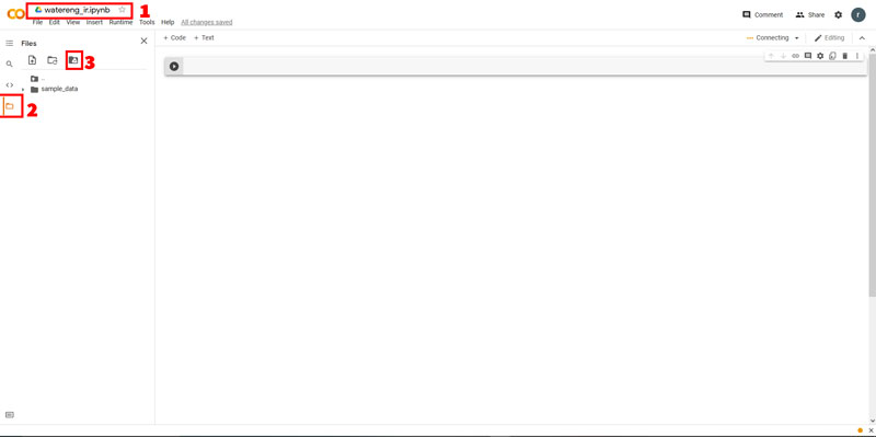 آموزش Google colab
